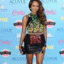 Actress Katerina Graham attends the Teen Choice Awards 2013 at Gibson Amphitheatre on August 11, 2013 in Universal City, California