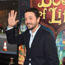 Diego Luna at 'The Book of Life' Premiere - 432 x 594