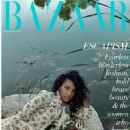 Harper's Bazaar Singapore August 2020 - 454 x 590