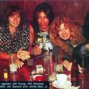 Megadeth & Ozzy Osbourne's band - 454 x 251