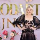 Lucy Boynton – JNSQ Rose Cru Debuts Alongside Rodarte FW/19 Runway Show at Huntington Library in Los Angeles 02/05/2019