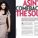 Asin - South Scope Magazine Pictorial [India] (September 2009) - 454 x 303