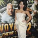 "Vanessa Hudgens Premieres ""Journey 2"" in Paris!"