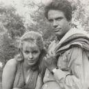 Jean Seberg and Warren Beatty