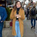 Sophia Bush – Out in New York City - 454 x 682