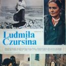 Lyudmila Chursina - Magazyn filmowy Magazine Pictorial [Poland] (25 June 1972) - 454 x 634