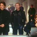 Dougray Scott, Richard Roxburgh and William Mapother in Paramount's Mission Impossible 2 - 2000