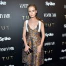 "Actress Zoey Deutch as Vanity Fair and Spike celebrate the premiere of the new series ""TUT"" at Chateau Marmont on July 8, 2015 in Los Angeles, California"