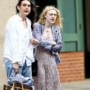 Dakota Fanning was spotted outside her hotel in Manhattan, June 13