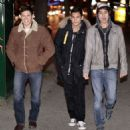 Alex Meraz, Bronson Pelletier And Kiowa Gordon Out And About In Vancouver - 454 x 482