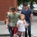 Jon, Jake, Jesse and Dot