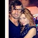 Tyson Ritter and Elena Satine - 379 x 530