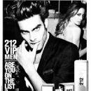 Carolina Herrera 212 VIP Fragrance 2011 Ad Campaign