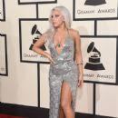 Lady Gaga At The 57th Annual Grammy Awards (2015)