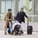 Nikki Reed and Ian Somerhalder – Arriving in Toronto - 454 x 435