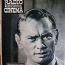 Yul Brynner - Radio Cinéma Télévision Magazine Cover [France] (14 June 1959)
