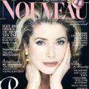 Catherine Deneuve - Nouveau Magazine Cover [Netherlands] (May 2015)