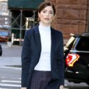 Janet Montgomery at Build Series in New York