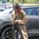 Kim Kardashian – Head out from Graphaids Art Supplies in Agoura Hills