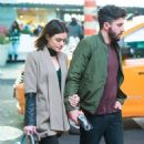 Lucy Hale and Anthony Kalabretta out in New York City January 20, 2017 - 454 x 599