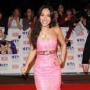 Myleene Klass - National Television Awards In London, 20 January 2010