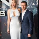 Jennifer Lawrence and James McAvoy : 'X-Men Apocalypse' - Global Fan Screening - 454 x 793