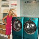Kelly Ripa Launches The Electrolux Premiere Laundry Collection At ROOM Studio In NYC, 3.9.2008