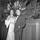 Abbe Lane and Xavier Cugat