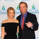 Cheryl Hines and Robert Kennedy Jr