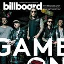 M. Shadows, Synyster Gates, Zacky Vengeance, Johnny Christ, Arin Ilejay - Billboard Magazine Cover [United States] (31 August 2013)