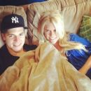 Jason Kennedy and Lauren Scruggs - 454 x 387