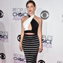 Katharine McPhee attends The 41st Annual People's Choice Awards at Nokia Theatre LA Live on January 7, 2015 in Los Angeles, California - 395 x 594
