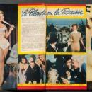 Rita Hayworth, Kim Novak - Cine Revue Magazine Pictorial [France] (7 February 1958)