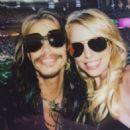 Britney Spears & Steven Tyler