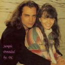 Adeline Blondieau and Richard Grieco