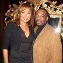 LeVar Burton and Stephanie Cozart Burton - 408 x 593