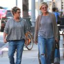 Sharon Stone Leaving A Nail Salon In Beverly Hills