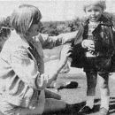 Anita Cochrane with son Phillip - 245 x 191
