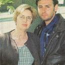 Anita Cochrane with son Phillip 1997 - 186 x 280