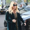 Jessica Simpson – Returns to The Greenwich Hotel in New York - 454 x 601