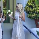 Lauren Conrad At A Friends Wedding In Ojai
