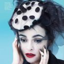 Helena Bonham Carter Vogue UK July 2013 - 454 x 605