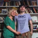 Debbie Harry and Chris Stein - 454 x 386
