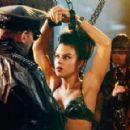 Debi Mazar as Cindy in Space Truckers (1996) - 454 x 291