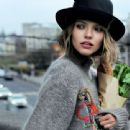 Sasha Luss - Vogue Magazine Pictorial [Russia] (February 2016) - 454 x 340