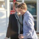Julia Roberts and Daniel Moder Leaving Urgent Care in Malibu