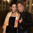 Kirk Hammett and Lani Hammett - 454 x 692