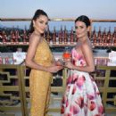 Lea Michele – Seen at Kim Crawford Wines Sip Into Summer Rose Party