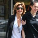 Lisa Rinna is seen out doing some shopping with her family in Los Angeles, California on March 26, 2017 - 454 x 568