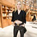 Ellie Bamber – 2019 Paris Fashion Week – Chanel Haute Couture FW 19-20 - 454 x 681